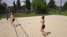 Galeria 21 maja siatkówka plażowa