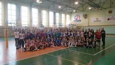 Galeria Turniej Minisiatkówki dziewcząt i chłopców