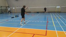 Galeria 17 kwietnia - badminton